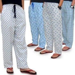 Pack of 4 Pajamas for Men In Pakistan