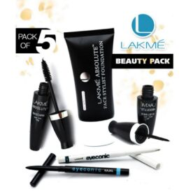 Pack of 5 Lakme Absolute Cosmetics For Her In Pakistan