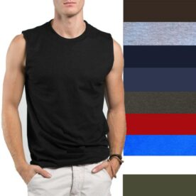 Pack of 5 Sleeveless Shirts for Him In Pakistan
