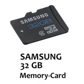 Samsung 32Gb Sd Memory Card