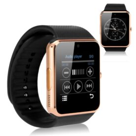 Smart Watch Sim Card, Memory Card, Slot And Camera Gt08