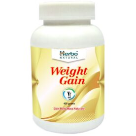 Herbo Natural Weight Gain Powder 400g In Pakistan