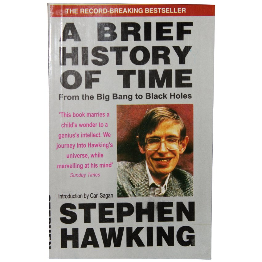 book report on a brief history of time Amazonin - buy a brief history of time book online at best prices in india on amazonin read a brief history of time book reviews & author details and more at amazonin free delivery on qualified orders.