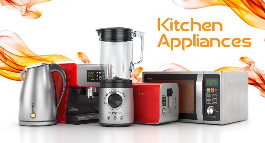 kitchen appliances in pakistan