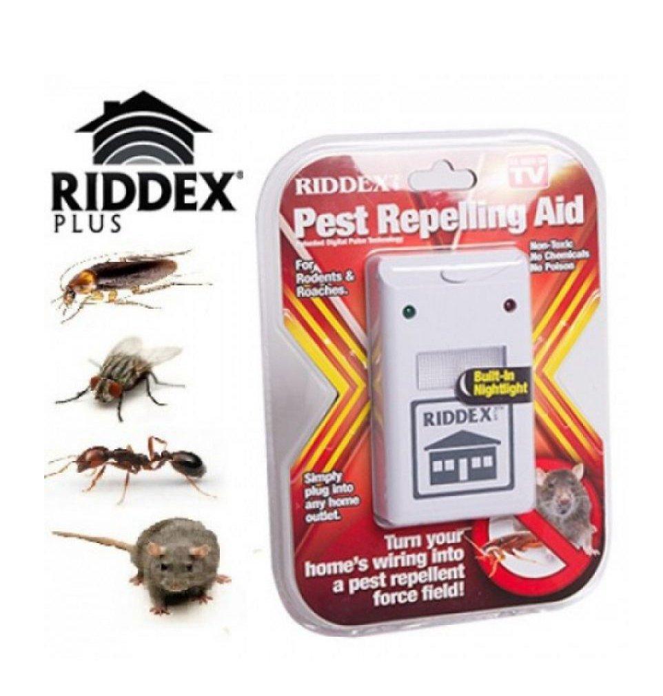Set of 2 Riddex Pest Repelling Aid In Pakistan