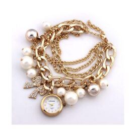 Pearl Flower Watch for Women in Pakistan
