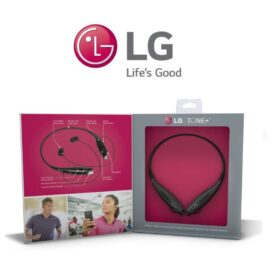 LG Tone Wireless Bluetooth Stereo Headset in Pakistan