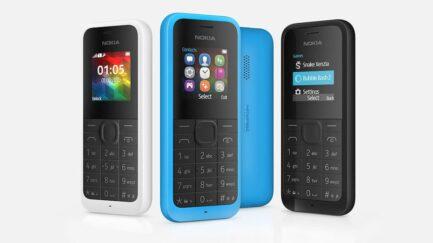 Nokia 105 in Pakistan