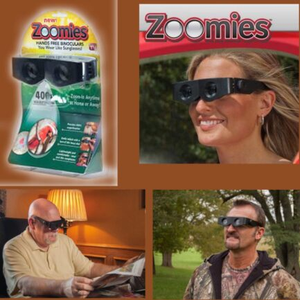 Zoomies Magnifying Glasses
