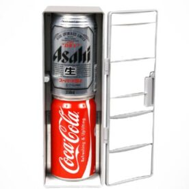 Double Can Mini USB Fridge in Pakistan