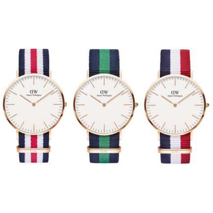 Pack of 3 DW Watches for Men in Pakistan