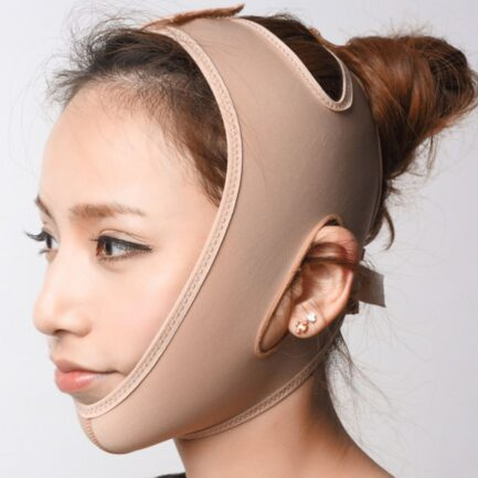 Pack of 2 Face Slimming Mask