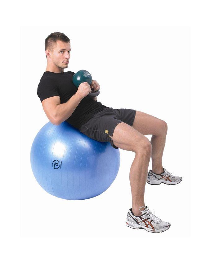 Gym Ball with Air Pump