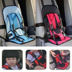 Multi-function Baby Car Seat Cushion with Safety Belt in Pakistan