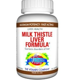 Milk Thistle Liver Formula in Pakistan
