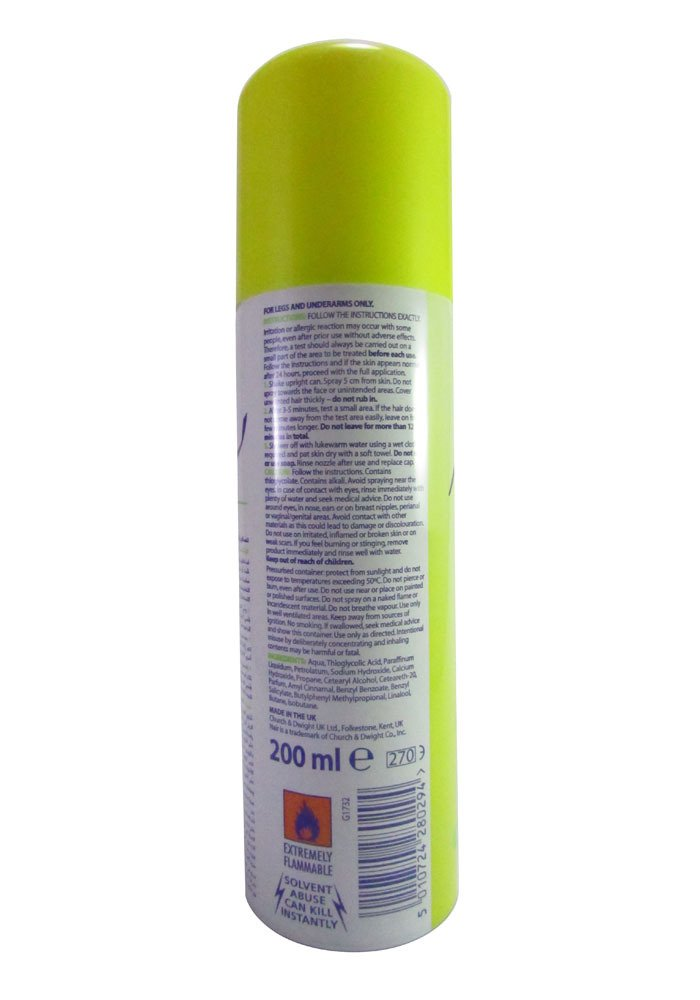 Buy Nair Hair Removal Spray In Pakistan At Best Prices Getnow Pk