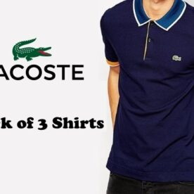 pack-of-3-lacoste-polo-shirts-for-him in Pakistan
