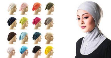 Pack of 3 Inner Hijabs in Pakistan