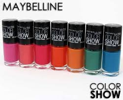 pack-of-six-maybeline-nail-polish In Pakistan