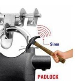 Siren Alarm Lock in Pakistan