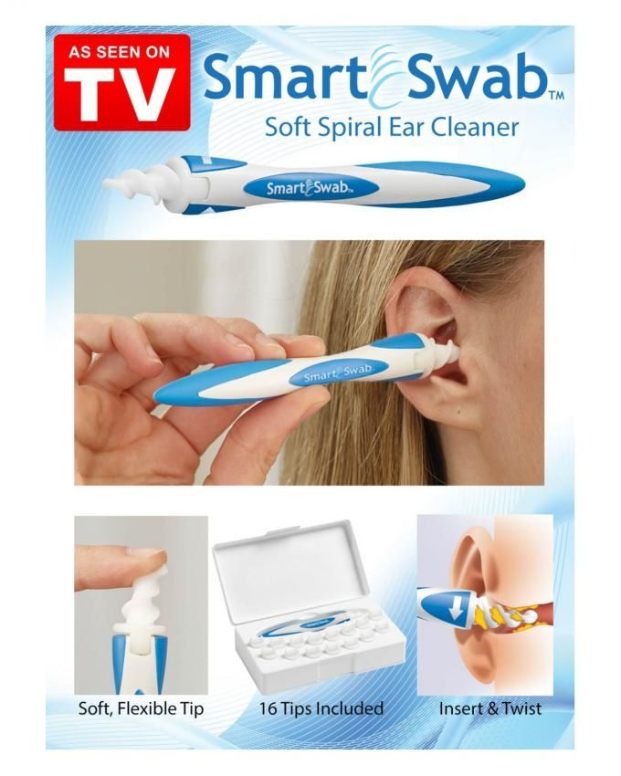 Smart Swab Ear Wax Removal In Pakistan