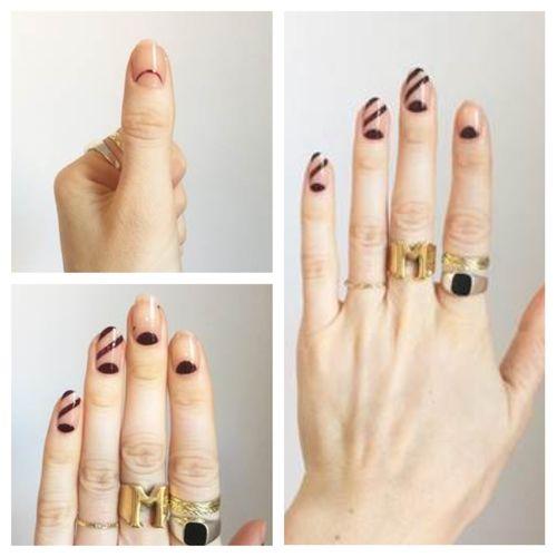 Hollywood Nails Art Machine