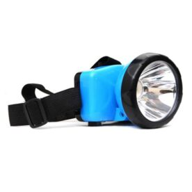 DP LED Rechargeable 1 Watt High-Power Head-Mounted Light With Charger (LED-744) in Pakistan