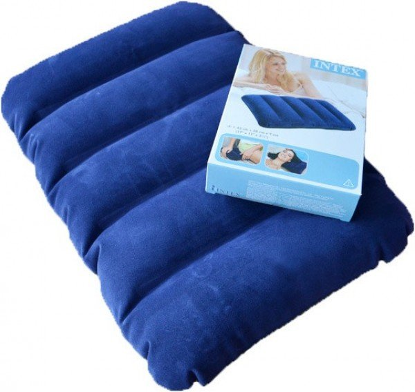 Intex Inflatable Air Travel Pillow in Pakistan
