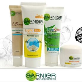 The Pack Of 4 Garnier Products in Pakistan