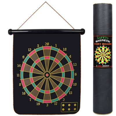 Classic 17 Double Sided Original Dart Board Game in Pakistan