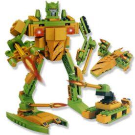 Universe Robot Artillery Yellow-Green in Pakistan