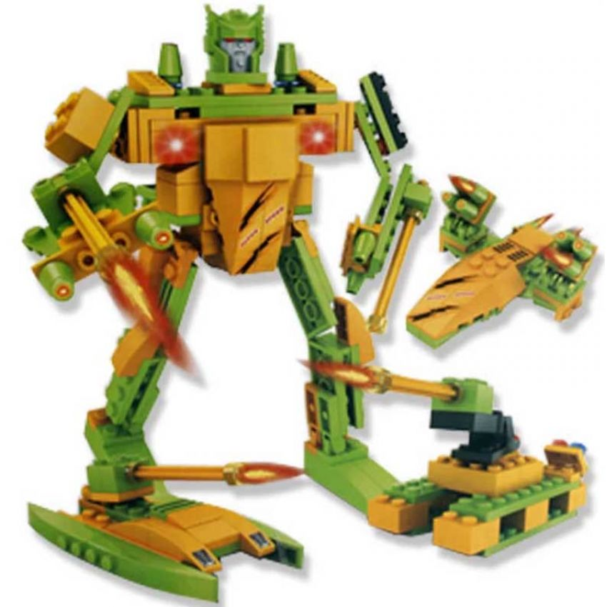 Universe Robot Artillery Yellow-Green in Pakistan