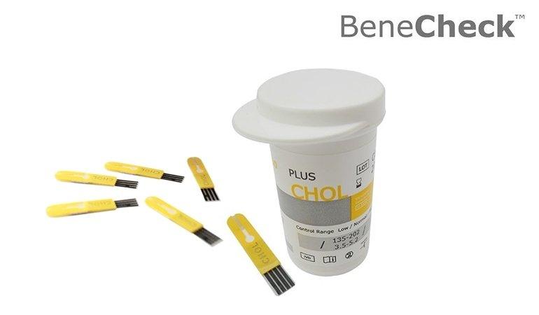 Benecheck Glucose 50's Test Strips