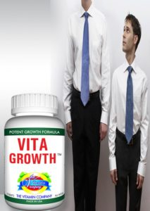 Pack of 3 Vita Growth
