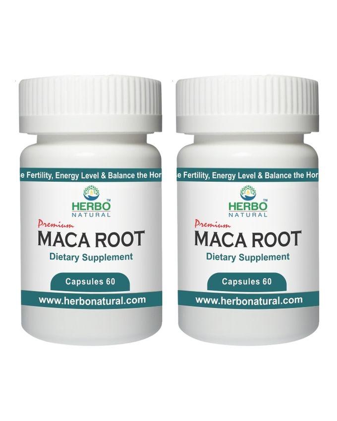 Maca Root 120 Capsules