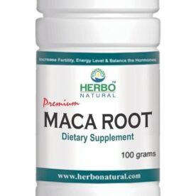 Maca Root Powder - 100 Grams in Pakistan