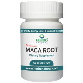 Maca Root 120 Capsules in Pakistan