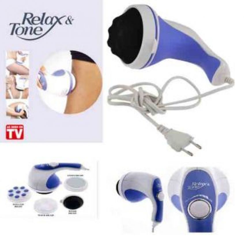 Relax & Spin Tone Body Massager Price In Pakistan