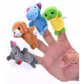 Finger Puppet Pack of 10 in Pakistan