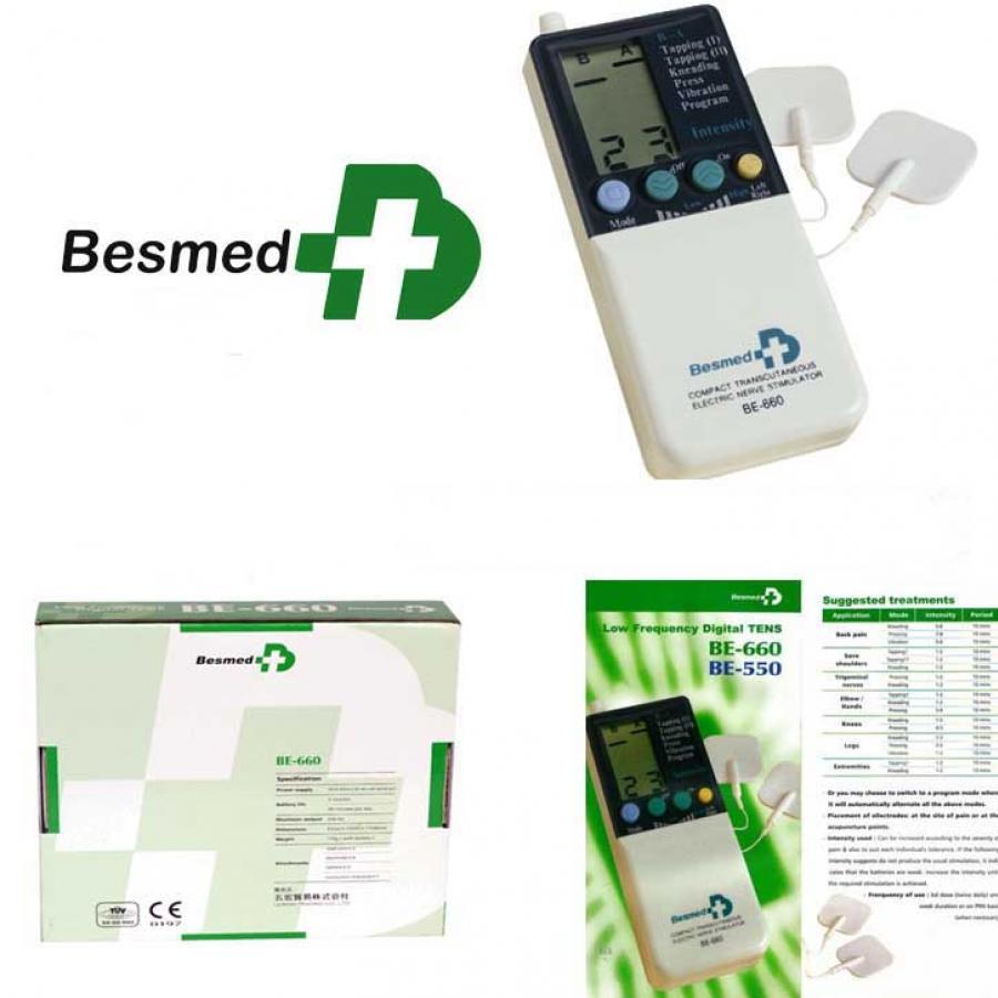 Besmed Digital Tens Machine BE-660 in Pakistan