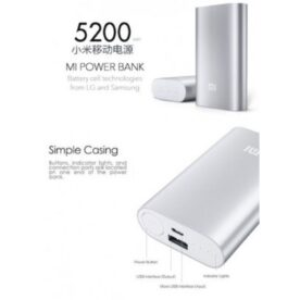 MI Powerbank 5200mah in pakistan