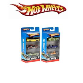 Original Hot Wheels 3 Die Cast Cars Set in Pakistan