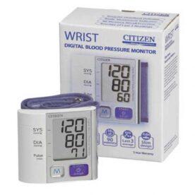 Citizen Wrist Full Automatic Bp Monitor CH 650 in Pakistan
