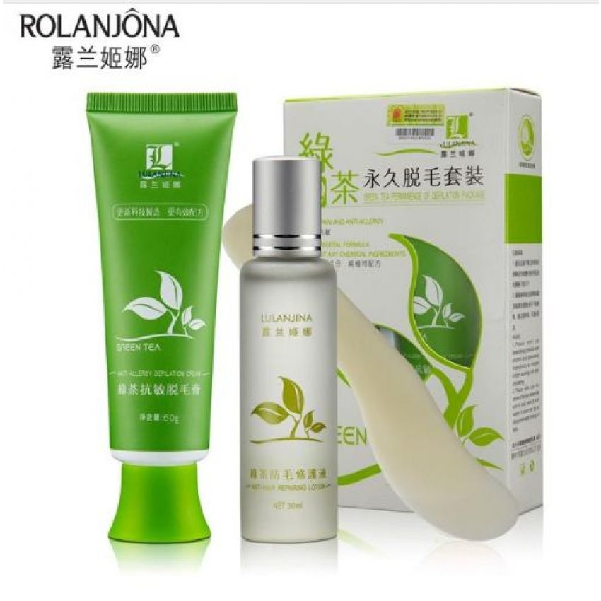 Buy Green Tea Hair Removal Cream In Pakistan Getnow Pk