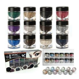 Pack of 12 Crystal Beauty Eye-shades In Pakistan