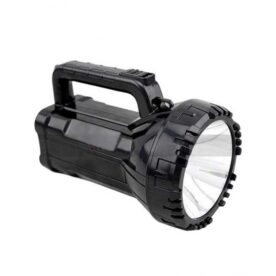 DP LED High Power Rechargeable Emergency Light Black in Pakistan