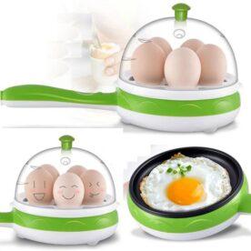 Electric Egg Boiler & Fry Pan in Pakistan