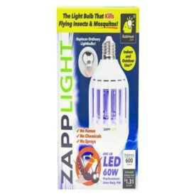 Mosquito Killer Led Zapp Light in Pakistan