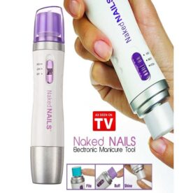 Naked Nails Electronic Manicure Tool in Pakistan