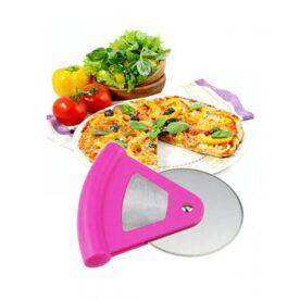 Pizza Cutter - Pink in Pakistan